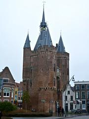 Zwolle 2016  Sassen Gate (Michiel2005) Tags: netherlands gate nederland zwolle overijssel overijsel poort citygate stadspoort sassenpoort