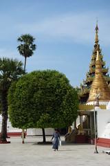 Shwedagon Paya, Yangon / MM, 2016 (william veerbeek) Tags: temple shwedagon yangon myanmar paya budda rangoon