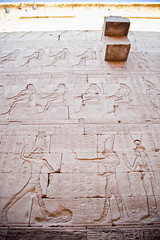 Egypt (Akira {Chiehtec}) Tags: cruise river temple egypt horus niles edfu