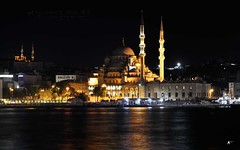 Yeni Camii (José M. F. Almeida) Tags: from summer turkey august istanbul tryp istambul yeni karakoy camii 2015 iskelesi turqia