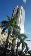 Edificio Torre de Cali (alex bedoya) Tags: cali colombia verano tropical rascacielo valledelcauca torredecali avenidadelasamericas