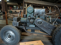 Vintage Farm Technology (spline_splinson) Tags: tractor de deutschland rust traktor transportation antiquetractor oldtechnology oldtractor badenwrttemberg svoboda vintagefarmequipment uhldingenmhlhofen