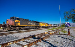 Traces of the Espee (trnchsr1984) Tags: texas fort sp worth espee ac4400