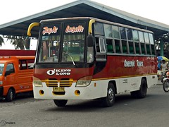 Queenie Tours (Monkey D. Luffy ギア2(セカンド)) Tags: road new city bus public photography photo coach nikon philippines transport vehicles transportation coolpix vehicle society davao coaches philippine isuzu enthusiasts corella philbes davap