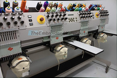 IMG_9782 (Embroidery Warehouse) Tags: embroidery melco embroiderymachine