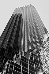 Trump Tower, 5th av, NYC 2016 Nicola Nigri (Lifeinpicture) Tags: newyorkcity blackandwhite building tower lines architecture skyscraper unitedstatesofamerica fifthavenue trump nikond750