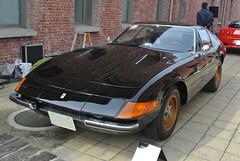 co_fio089b (tanayan) Tags: car japan italian nikon automobile ferrari nagoya  daytona  aichi noritake j1  pininfarina fioravanti coppa gerden  365gtb4