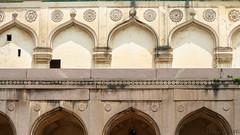 Qutub Shahi Tombs (Uday Pratti) Tags: architecture historical hyderabad golconda moghularchitecture qutubshahitombs persianarchitecture telangana hyderabadattractions sahitijune2011 pathaniarchitecture