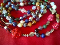 #9 (innerjewelz@rogers.com) Tags: handmade traditional jewelry jewellery meditation custom mala 108 mantra intention knotted japamala innerjewelz