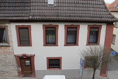 House at Hauptstrae 60 in Zell am Main (Bjrn S...) Tags: bayern bavaria franconia franken zell baviera franconie bavire hauptstrase zellammain hauptstrase60 zellamain