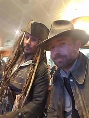 Captain Jack Sparrow look-alike and Harley Quinn look-alike at MCM Birmingham #captainjacksparrowlookalike #jacksparrowlookalike #jacksparrow #waynemarktruman #pirateparty #jacksparrowforhire #captainjacksparrowforhire #waynetrumanjacksparrow #hirejackspa (waynemarktruman) Tags: cosplay gotham harleyquinn pirateparty jacksparrow arkham captainjacksparrowlookalike jacksparrowlookalike harleyquinncosplay jacksparrowcosplay harleylookalike piratesofthecaribbeancosplay truentertainments jacksparrowforhire hirejacksparrow waynemarktruman captainjacksparrowforhire waynetrumanjacksparrow derbyjacksparrow matlockbathjacksparrow harleyquinnlookalike gothamhire hireharleyquinn trugotham bombshellharleyquinnlookalike