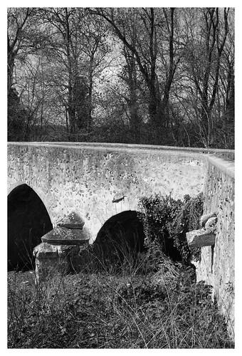Le pont Saint-Pierre - Gregy-sur-Yerre
