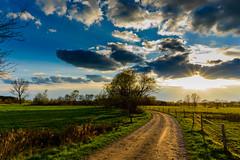 Mispeldonk Spring Sunset (geert.dehert) Tags: sunset panorama nature landscape nikon view d750 20mm naturephotography landscapephotography naturephotographer natuurpunt landscapephotographer mispeldonk absolutelystunningscapes 20mm18g