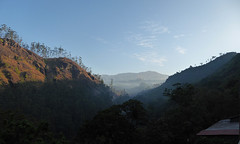 From our balcony (Jackie & Dennis) Tags: hotel view kerala munnar rwh abadcoppercastle ramblersworldwideholidays