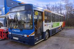 Not B-10 Yet (Richie B.) Tags: volvo north lancashire cumbria and alexander stagecoach b10 lillyhall m459vcw