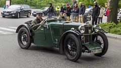 1933 MG J-Type  J2 (PriscillaBurcher) Tags: stockholm sportscar grdesloppet mgcars autosclsicos princebertil 1933mg 1933mgj2 princebertilmemorial2015 grdesloppet2015 l1690062 1933mgjtype