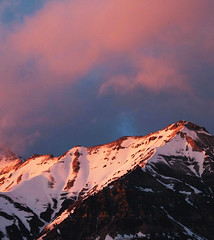 Mount Timpanogos 4 17 2016 sunset-3340 (houstonryan) Tags: county pink sunset snow mountains clouds lens photography utah nikon wasatch pretty mt ryan houston sigma snowcapped mount photograph timpanogos april 17 capped timp snowcap 2016 d300s houstonryan