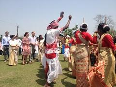 The Duke & Duchess in Assam
