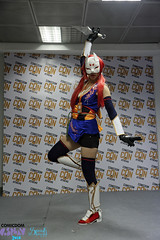 Comicdom Con Athens 2016: Kunimitsu (SpirosK photography) Tags: game cosplay ninja contest athens greece antoinette tekken videogamecharacter costumeplay kunimitsu cosplaycontest tekkentagtournament comicdomcon spiroskphotography comicdomcon2016 comicdomconathens2016
