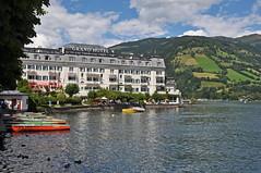 2014 Oostenrijk 0954 Zell am See (porochelt) Tags: austria oostenrijk sterreich zellamsee autriche grandhotel zellersee