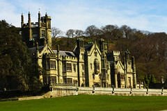 Sunny Margam (benharries366) Tags: garden tower castle photographywork work photo photography southwales bridgend portalbot margampark margamcountrypark margam house wales old view