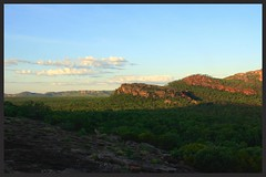 This is Australia (rachFNQ) Tags: trip travel sunset beautiful landscape nationalpark shadows view australia lookout explore kakadu australianlandscape lightandshadow northernterritory kakadunationalpark topend travelphotography nawalandja