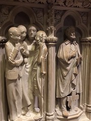 Martin Luther King, Einstein, Susan B. Anthony, and Gandhi at the Cathedral of St. John the Divine (with Lincoln on the right) (JoeGarity) Tags: einstein gandhi lincoln stjohnthedivine martinlutherking susanbanthony
