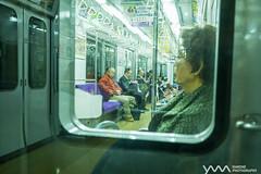 On the way / Kyoto, Japan (yameme) Tags: travel japan train subway kyoto sony evil tram   alpha  kansai    streetsnap  mirrorless a5100 emount