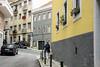 Diamond Patterned tiled house in Lisbon, Portugal (jackie weisberg) Tags: street city house portugal tile decorative lisbon cities eu diamond tiles portual diamondpattern jackieweisberg