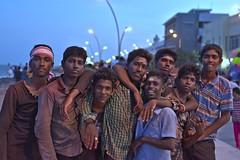Pondicherry Youth (goa974) Tags: friends people india youth south promenade tamil pondicherry nadu pondy puducherry