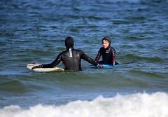 Waiting for a wave (apardavila) Tags: surfing surfers jerseyshore atlanticocean manasquan manasquanbeach