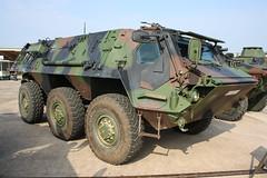 Transportpanzer Fuchs (270862) Tags: museum tank fuchs trier panzer luchs