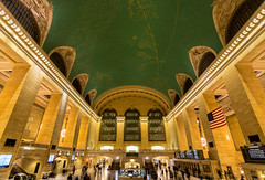 Grand Central @NYC #3 (ppausb87) Tags: nyc newyorkcity longexposure newyork art architecture america nikon colorful colours unitedstates unitedstatesofamerica tokina midtown architektur grandcentral amerika manhatten bigapple hdr highdynamicrange tokina1116 nikonflickraward langzeitbelilchtung nikond5300