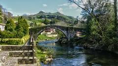 PUENTE ROMANO DE LIERGANES (abuelamalia49) Tags: cantabria lierganes puenteromanodelierganes puentesobreriomiera