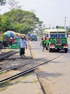 Yangon 2008 - Myanmar 5