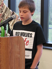 IMG_3745 (mosaic36) Tags: red college early slam poetry write wolves 2016 ecpa
