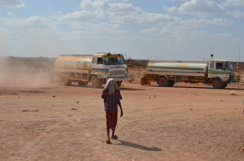 Water tankers sent to drought-hit Nugaal, Puntland