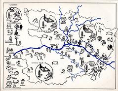 carte cultures (tartarsky) Tags: maine et loire 1965 cartes