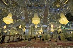 Millions of pieces of colored glass (T   J ) Tags: iran fujifilm shiraz xt1 teeje shahecheragh fujinon1024mmf4