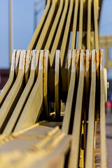 Rusty Bridge (Scott Michaels) Tags: bridge nikon pittsburgh threesisters d600 nikon70200mmvrii