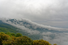 - Through the clouds (dimitrismaggioris) Tags: east greece pelion volos nikonians magnesia d7100 nikond7100 samyang16mmf20 easternpelion