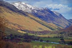 Glen Lyon (eric robb niven) Tags: nature landscape cycling scotland outdoor perthshire glenlyon ericrobbniven