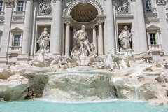 Trevi Fountain, Rome (Ken Barley (Away until 28 May)) Tags: italy rome roma trevifountain