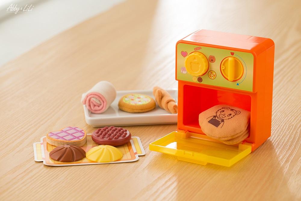 巧虎巧連智烤箱做菜玩具