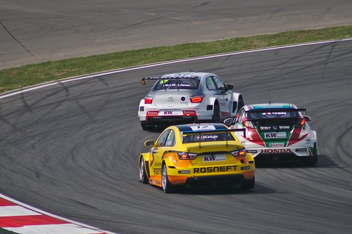 WTCC Race of Russia 2015