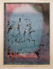 Klee, Twittering Machine, 1922