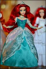 Ariel 008 (Lindi Dragon) Tags: ariel doll dolls disney mermaid disneystore disneyprincess