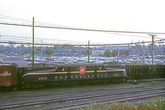 PRR GG1 4853 (Chuck Zeiler) Tags: railroad train locomotive gg1 prr chz 4854