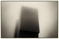 M. Fog-Building / De Rotterdam (Silentio Lucis) Tags: elements