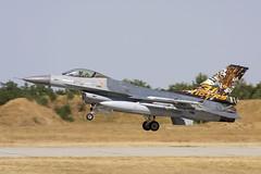 F-16AM 31 sm (Rob Schleiffert) Tags: f16 lockheed tigermeet belgianairforce kecskemet belgischeluchtmacht